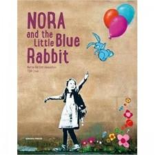 LIVRE NORA AND THE LITTLE BLUE RABBIT