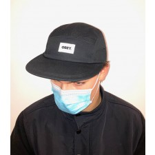OBEY BOLD LABEL 5 PANEL