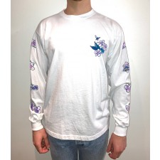 OBEY GRASS ROOTS LONG SLEEVES TEE