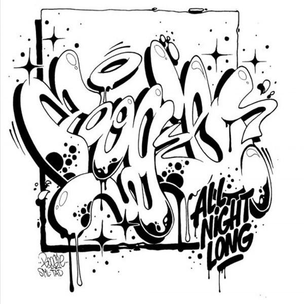 South painters - Coloriage graffiti ...