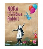 LIVRE NORA AND THE LITTLE BLUE RABBIT