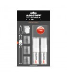 molotow refill extension starter kit 411EM