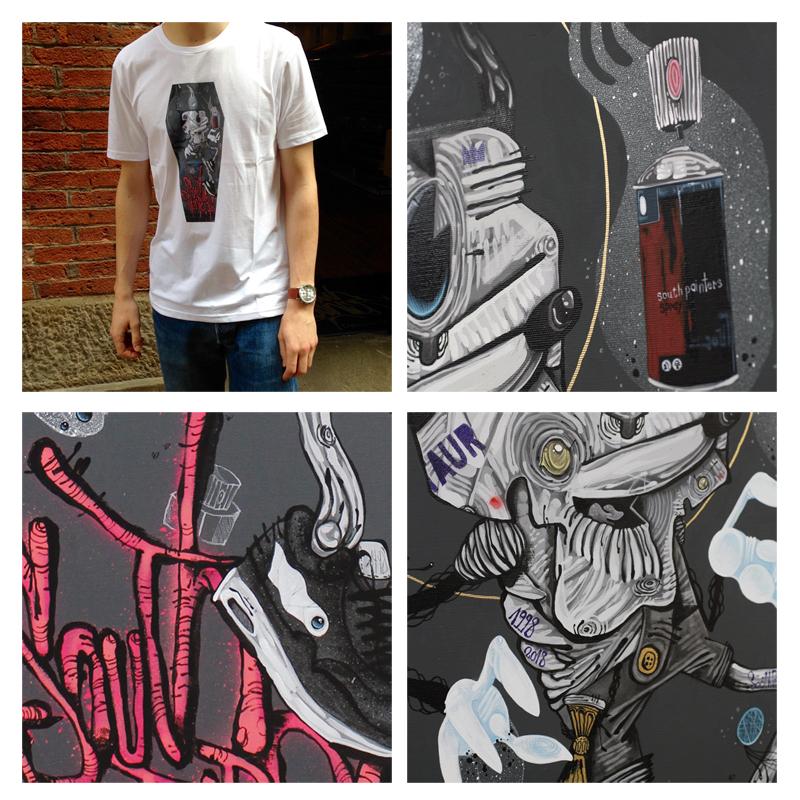 South Painters  Bombes De Peinture Bombes Graffiti Toulouse